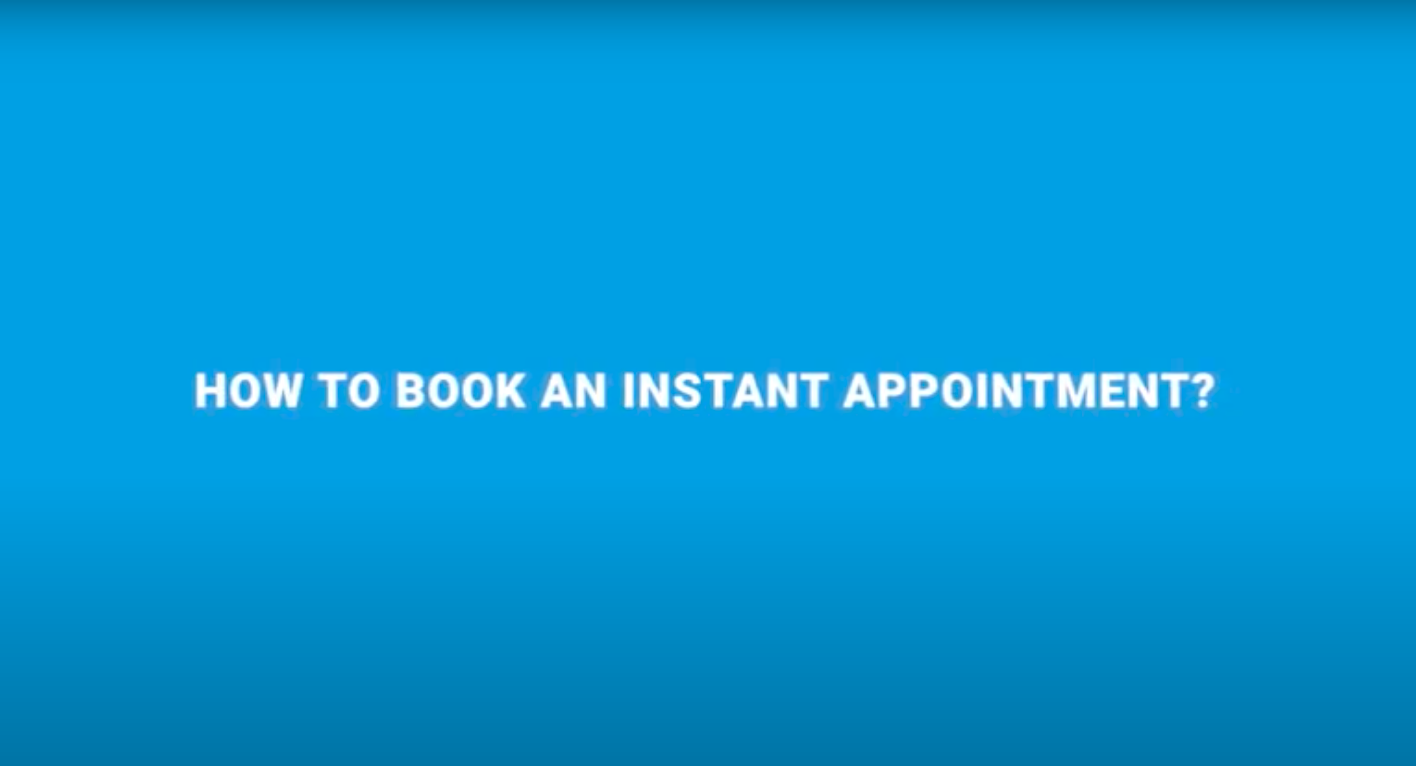 How To Set An Instant Appointment With ZEBOC