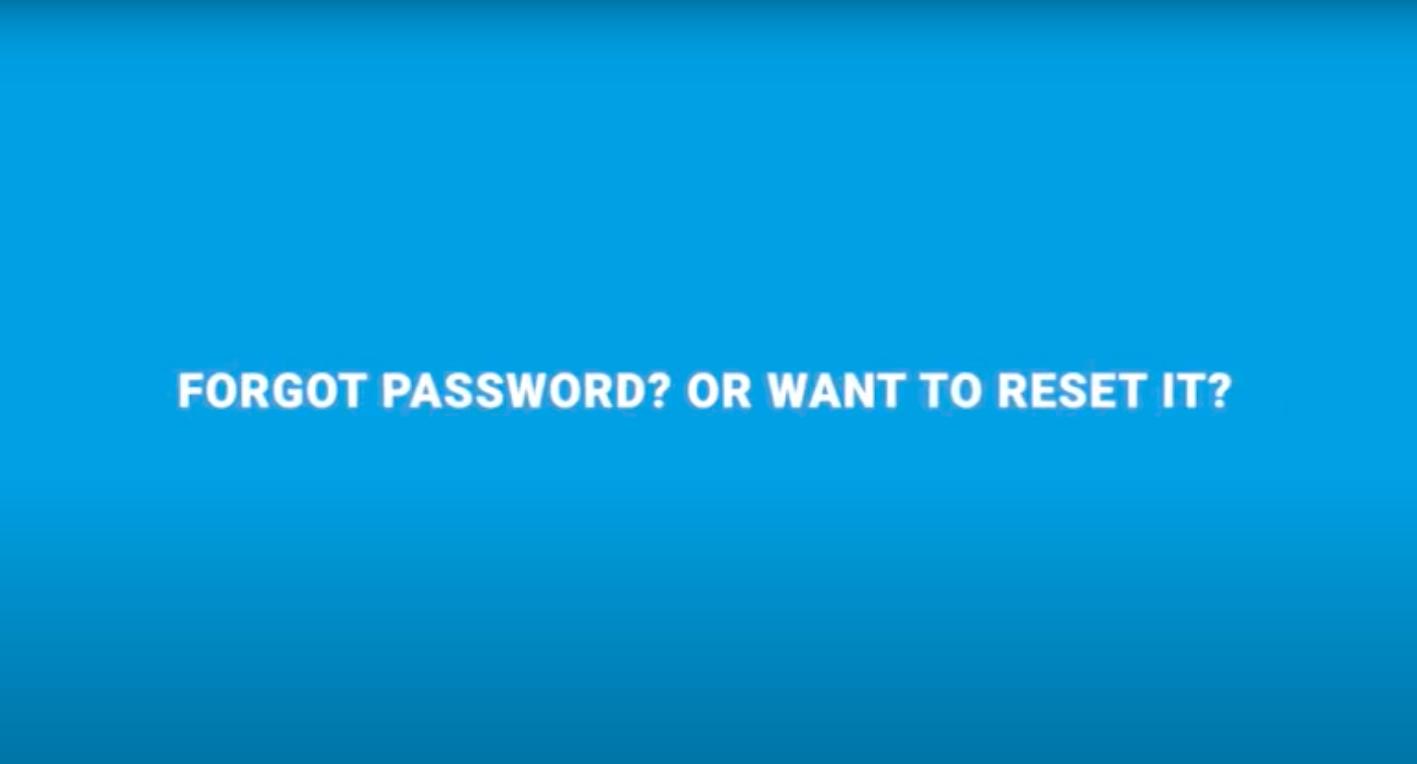 How To Reset Your ZEBOC Password?